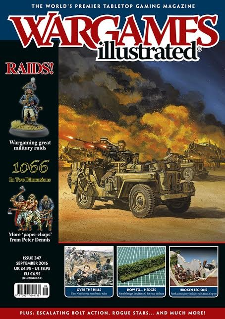 Wargames Illustrated 347