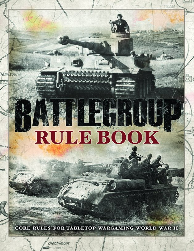 Battlegroup: Rule Book