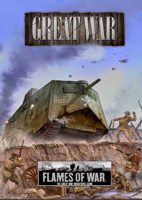 Great War - Battles of 1918