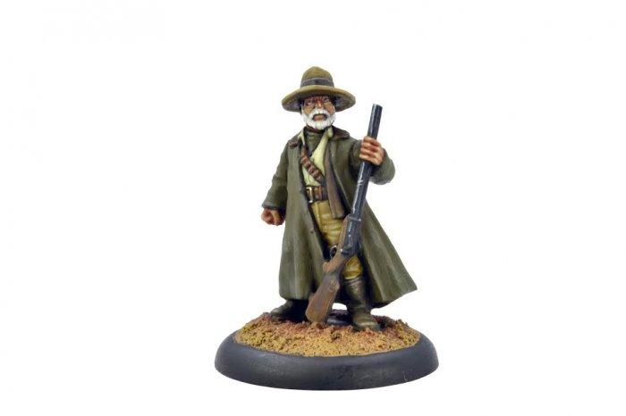 Figurine Allan Quatermain Img9187