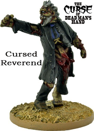 Cursed Reverend