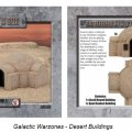 Photo of Galactic Warzones - Desert Buildings (BB580)