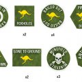 Photo of Team Yankee Australian Token Set (TTK07)