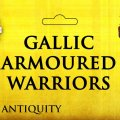 Photo of Ancient Gallic Armoured Warriors (VXA036)