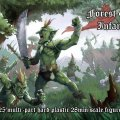 Photo of Forest Goblin Infantry (hard-plastic) (G-05)