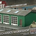 Photo of Mechanics Workshop (BB209)