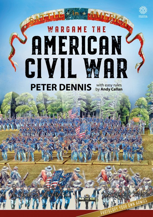 Wargame the American Civil War - Paper Soldiers