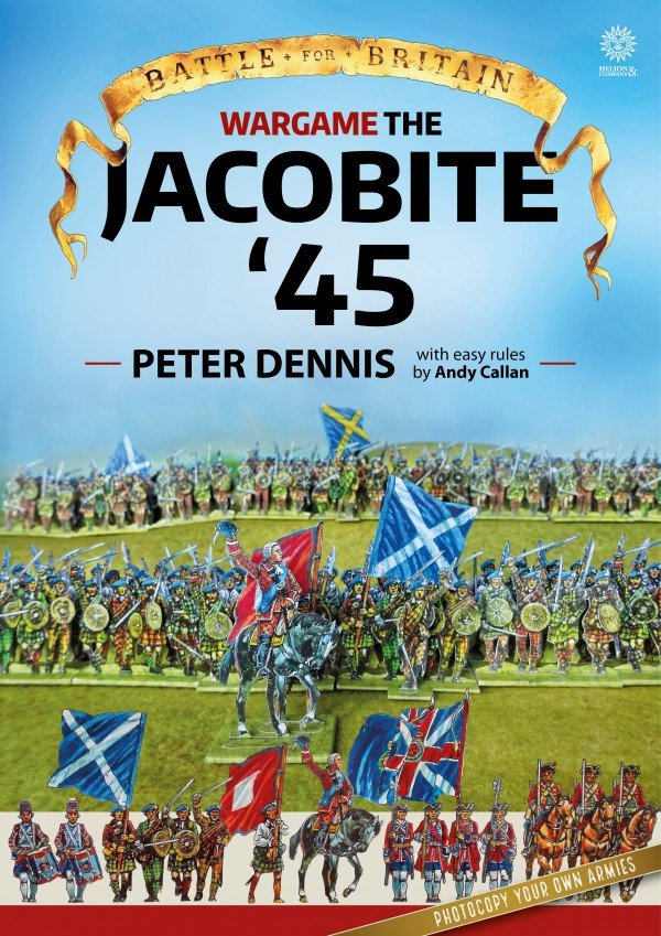 BATTLE FOR BRITAIN WARGAME - JACOBITE '45