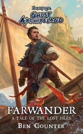 Farwander: Frostgrave: Ghost Archipelago -  Osprey Publishing