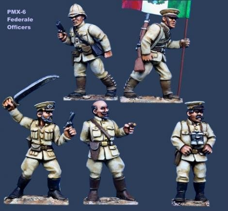 Mexican Federale Officer