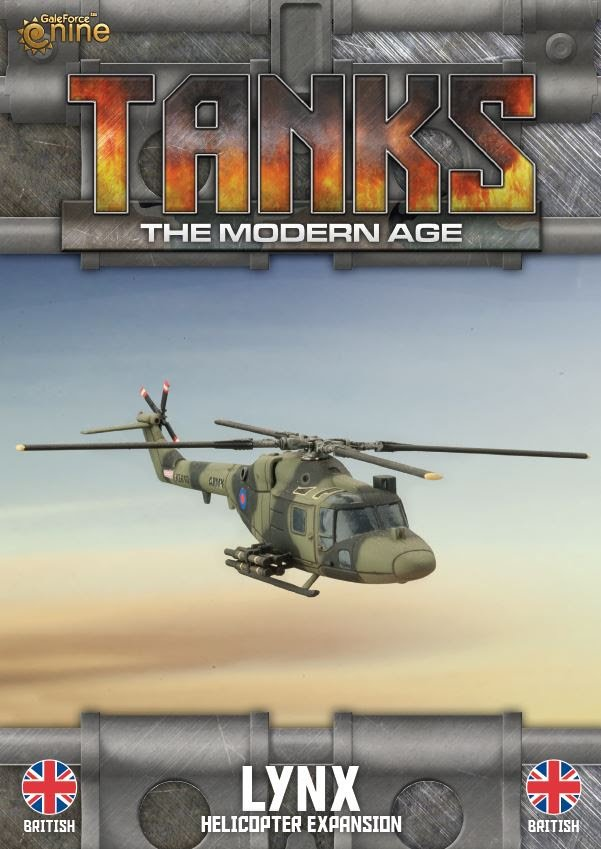 Lynx Helicopter Expansion
