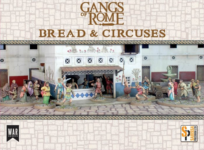 Gangs of Rome: Bread and Circuses