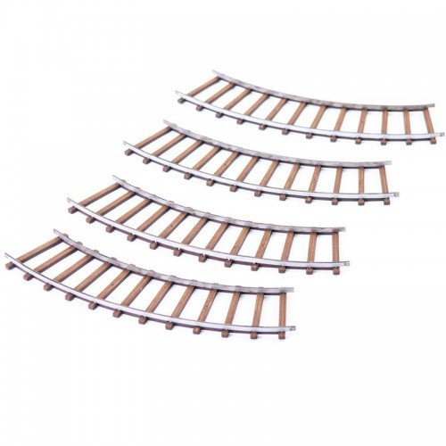 28mm Curved Tracks