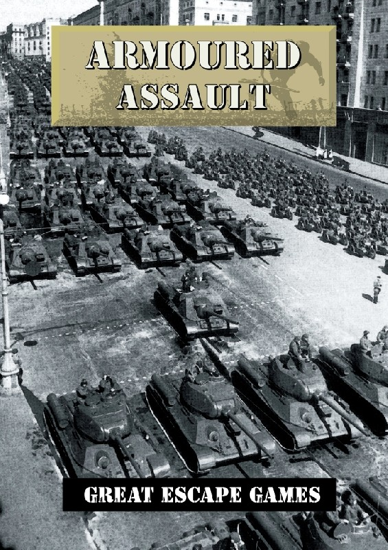 Armoured Assault -  Great Escape Games