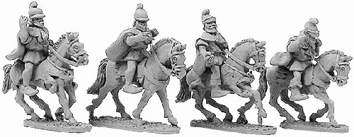 Hellenistic Thracian Light Cavalry