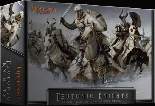 Teutonic Knights -  Fireforge Games