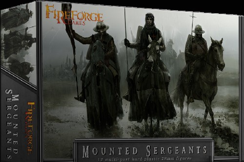 Mounted Sergeants -  Fireforge Games