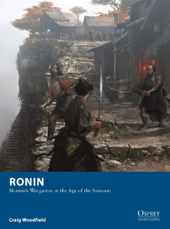 Osprey Publishing: Ronin