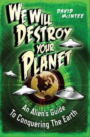 Osprey Publishing: We Will Destroy Your Planet