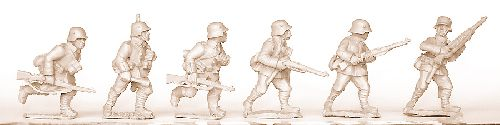 German Infantry in Light Equipment