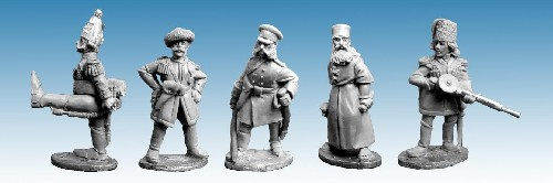 RUSSIAN EMPIRE CHARACTER PACK