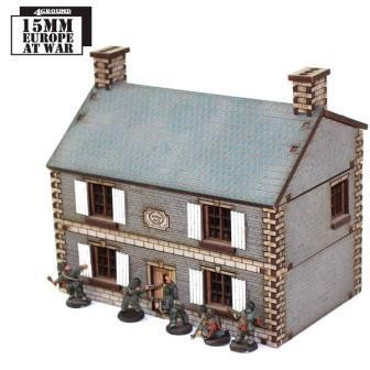 15mm North West European Farmhouse