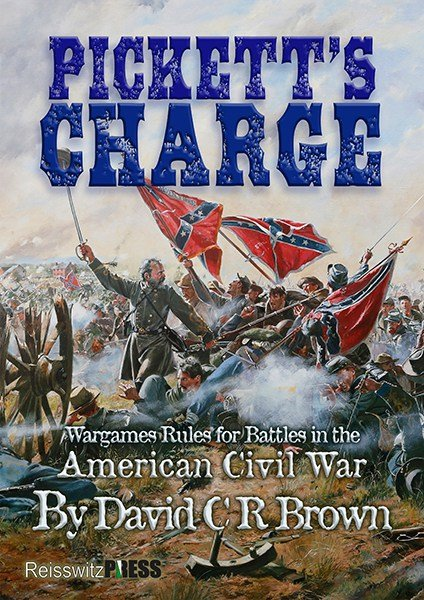 Picketts Charge -  Reisswitz Press