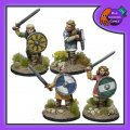 Photo of Shieldmaiden Warriors (with Swords) (BFM059)