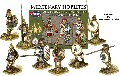 Photo of Mercenary Armoured Hoplites 5th to 3rd Century BC (VXA004)