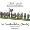 Photo of NAPOLEONIC WAR LATE FRENCH LINE INFANTRY (WGN-FR-10)