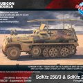Photo of SdKfz 250/251 Expansion - 250/3 & 251/3 (RU-280039)