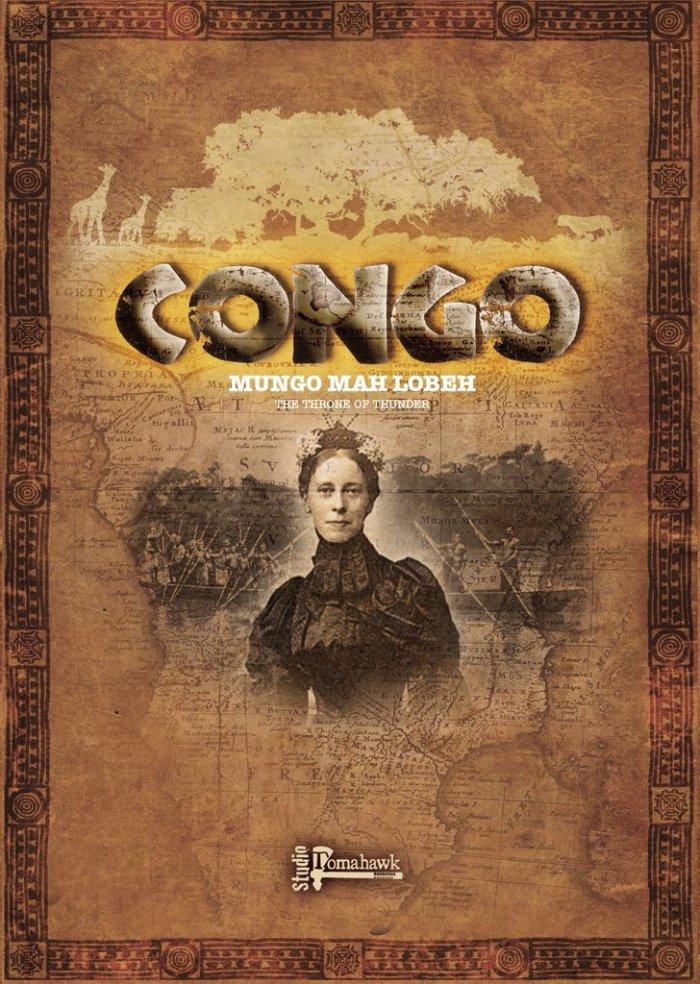 Congo. Mungo Mah Lobeh -  Studio Tomahawk
