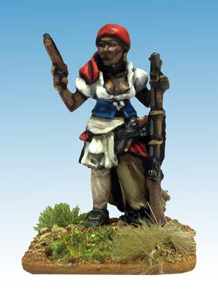 Marie-Jeanne Lamartiniere, Slave revolt heroine