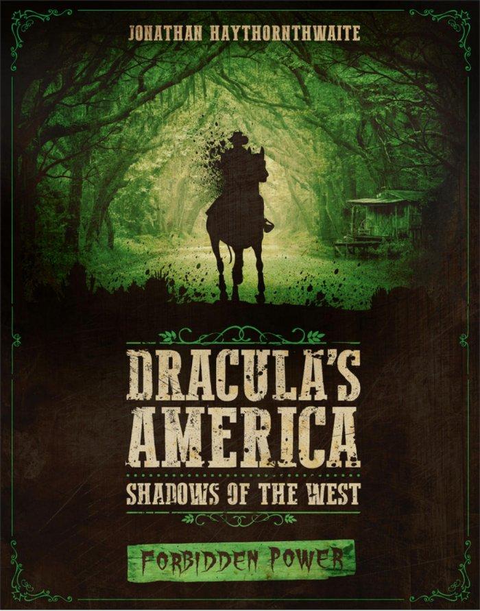 Draculas America: Forbidden Power (T.O.S.) -  Osprey Publishing