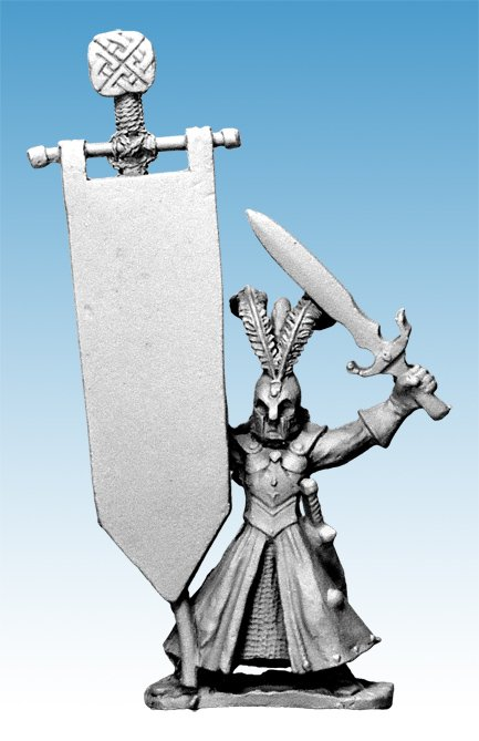 High Elf Standard Bearer