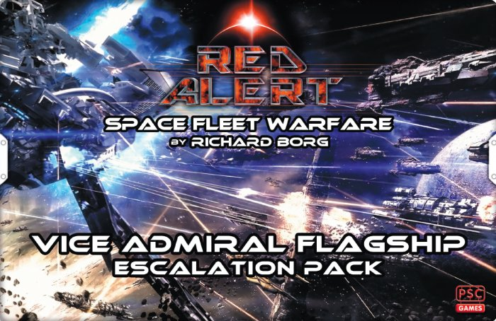 Vice Admiral Escalation Pack