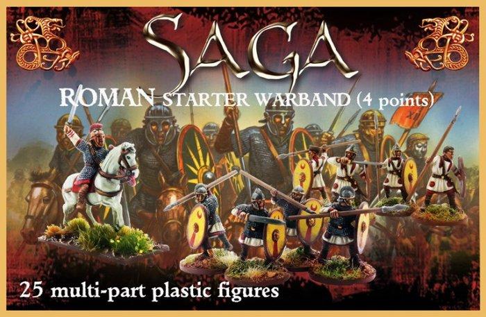 Roman Starter Warband SAGA -  Studio Tomahawk
