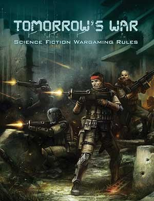 Tomorrows War Futuristic warfare -  Osprey Publishing