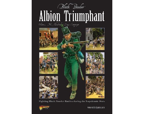 Albion Triumphant Volume 2 – The Hundred Days campaign