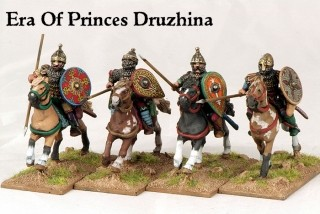 Era Of The Princes Druzhina (Hearthguard)
