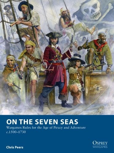 On the Seven Seas -  Osprey Publishing