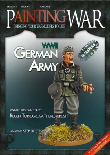 Painting War 1: German Army WW2