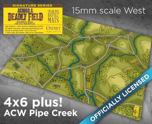 ADF PIPE CREEK WEST