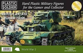 British A9/A10 British cruiser tanks-15mm