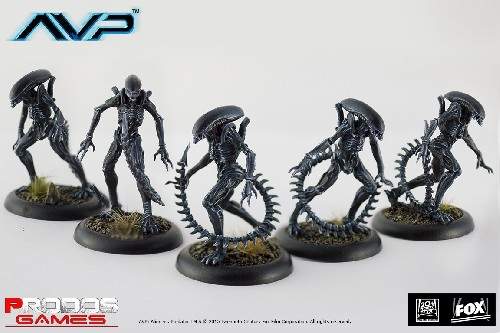 Alien Infant Warriors
