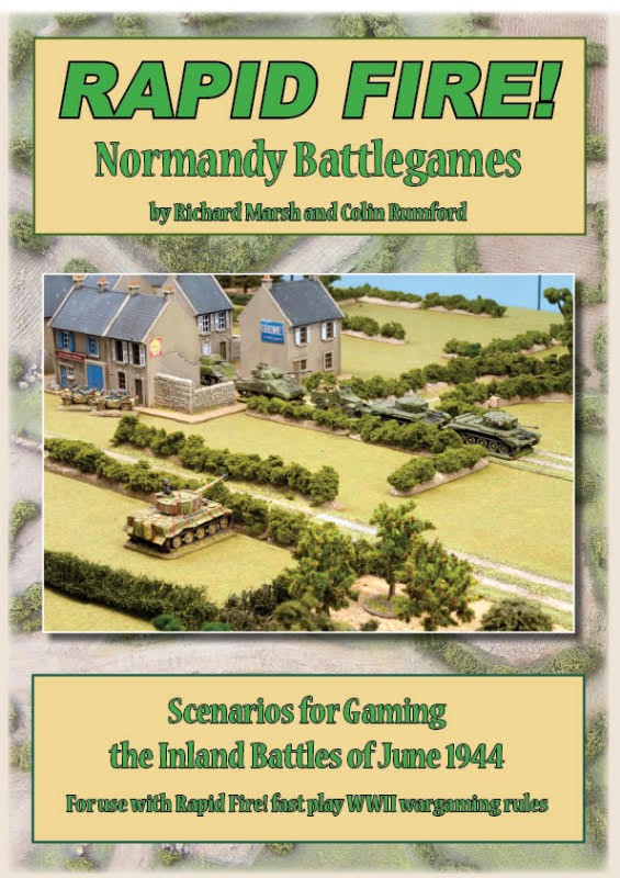 Rapid Fire!: Normandy Battlegames