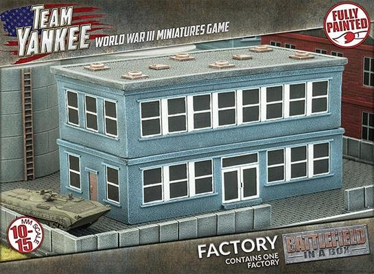 Factory Building Team Yankee