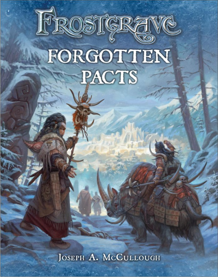 Forgotten Pacts: Frostgrave -  Osprey Publishing