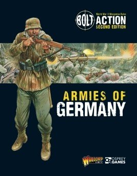 Bolt Action: Armies of Germany Version 2 -  Warlord Games