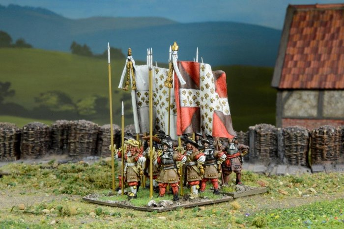 Pikeman's Lament French Pike Unit